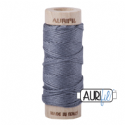 Aurifloss - 6-strand cotton floss - 1246 (Dark Grey)